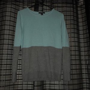 Women's FOREVER21 Two Toned Sweater